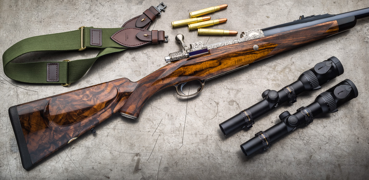 Westley Richards .416 Bolt Action (1 of 5)