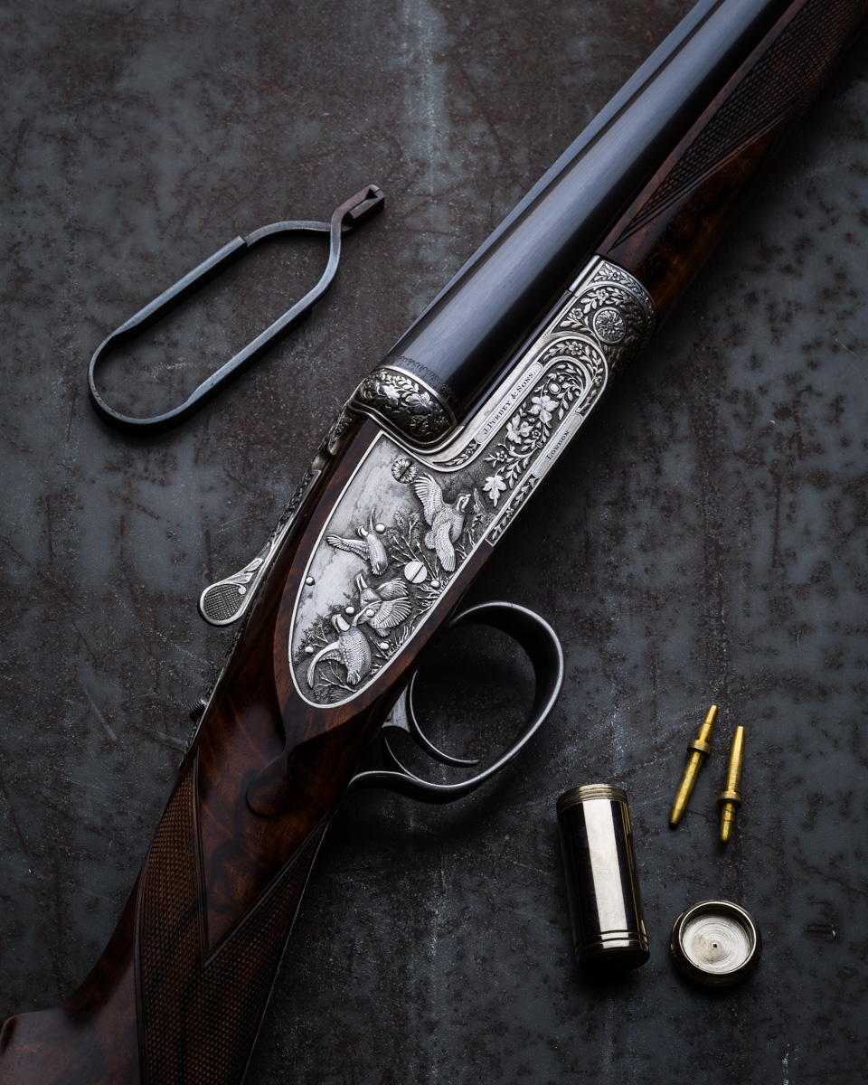 Used Guns at Westley Richards USA (10 of 10)