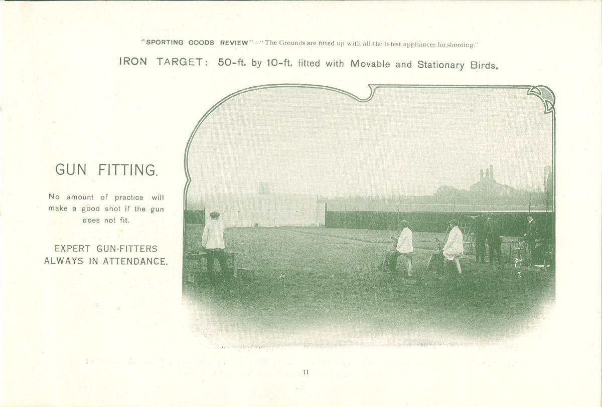 Westley Richards Shooting School London