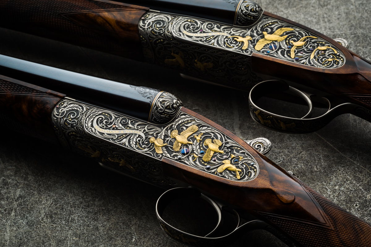 Hartmann & Weiss engraved by Brown Bros.