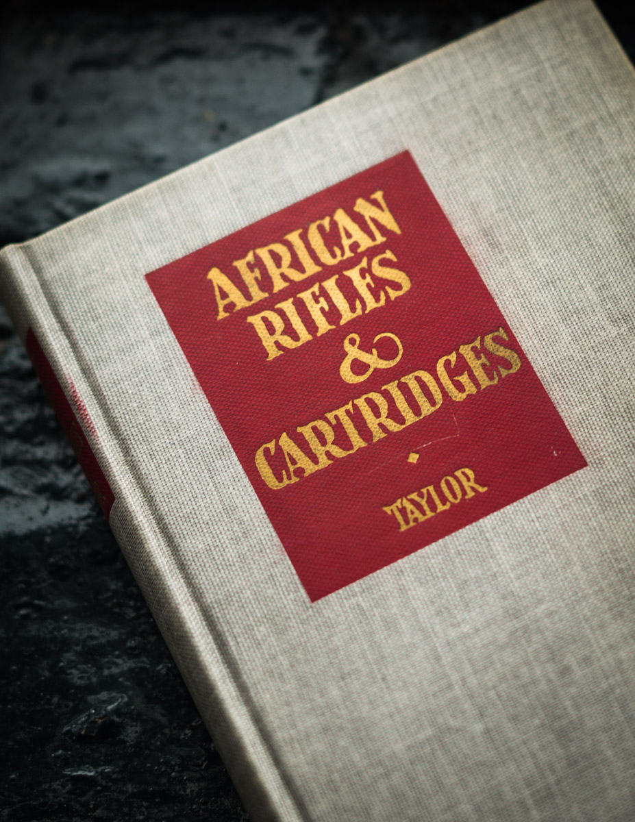 African Rifles & Cartridges - Taylor