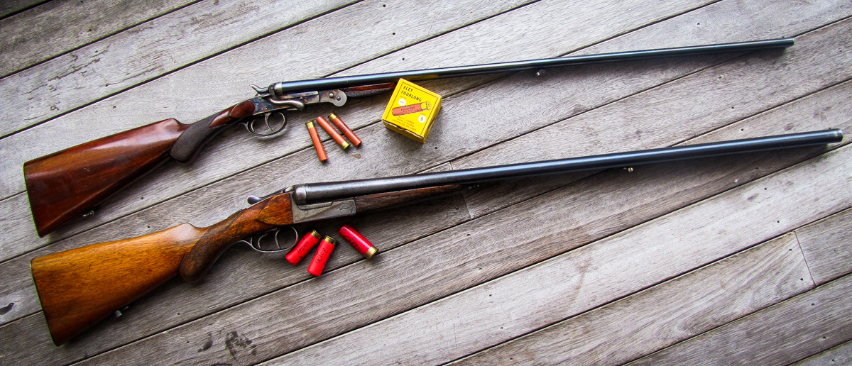 The Belgian .410 and .22