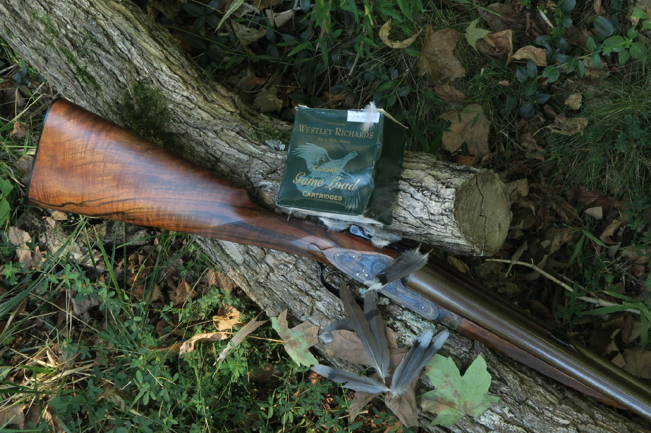 A Paradoxical Return - The Restoration of an Exquisitely Rare Gun. - Ross Seyfried for The Explora.
