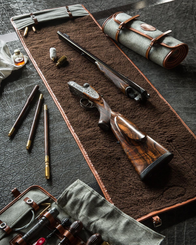 WR & Co. Gun Cleaning Mat