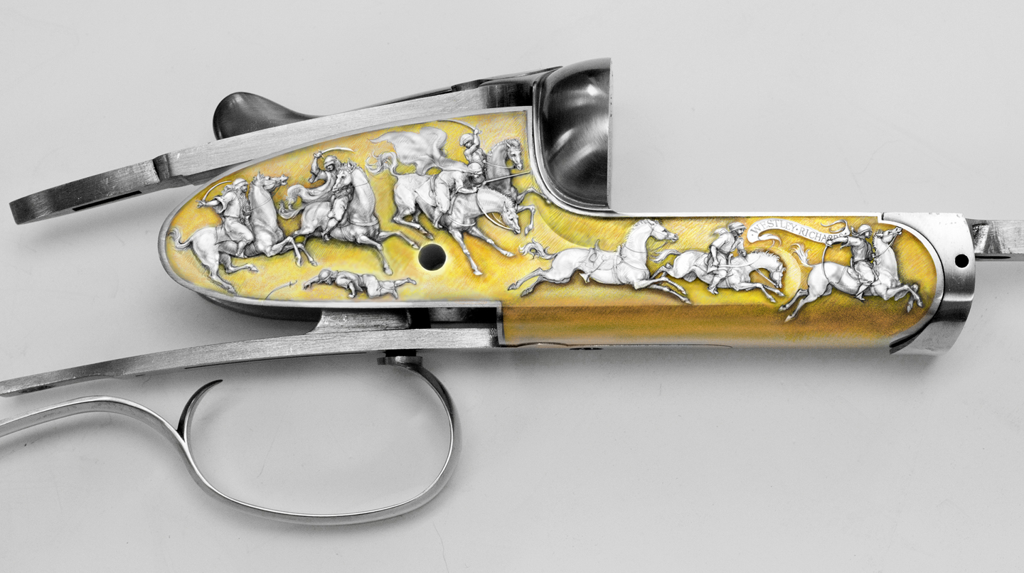 Westley Richards 2rs