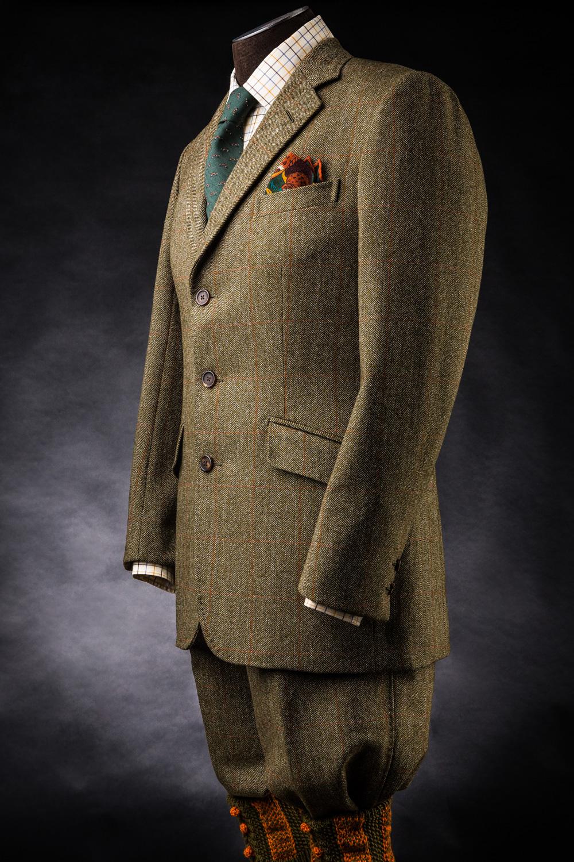 Westley Richards Tweed Shooting Suit