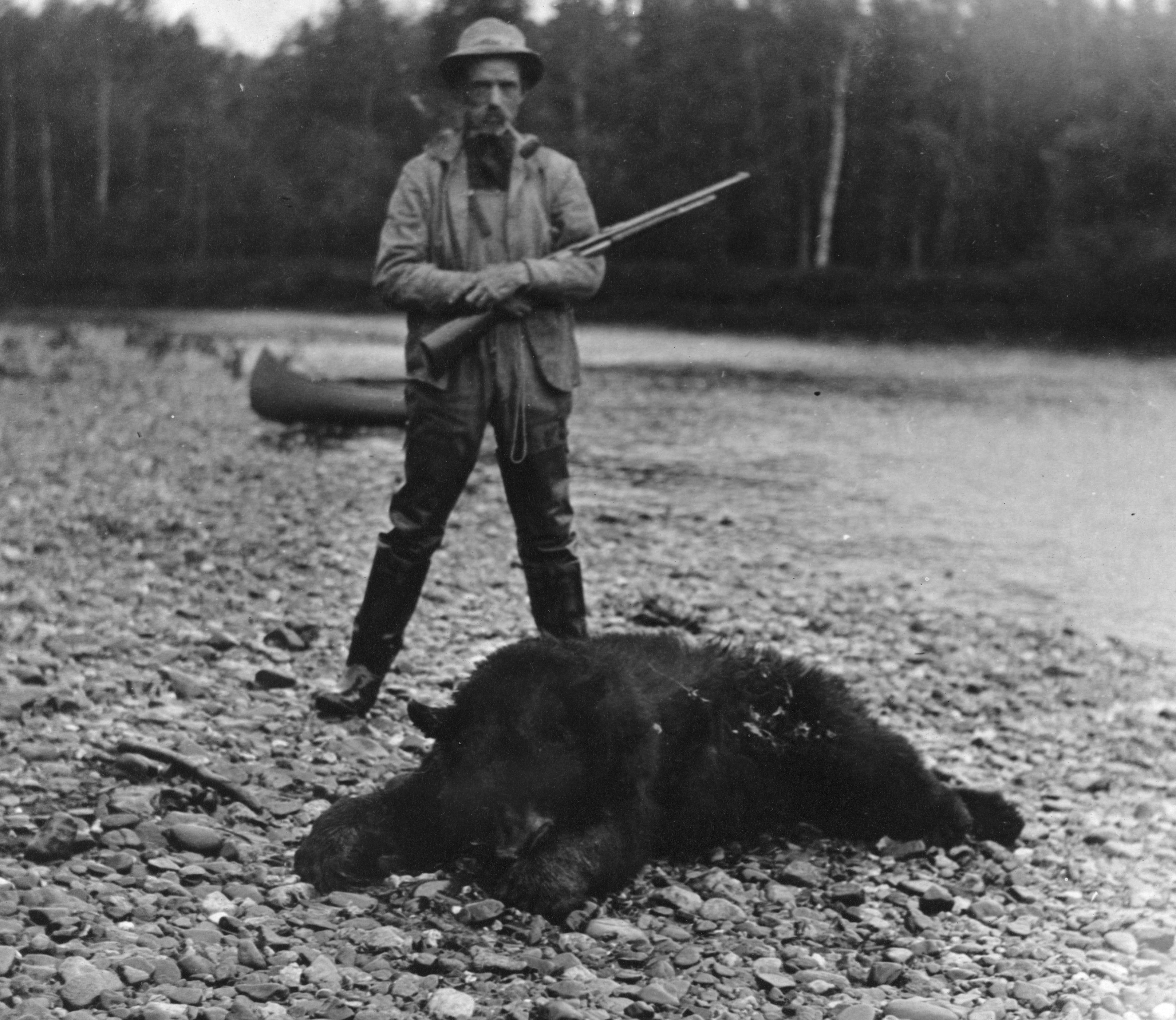 Hunting in the great depression