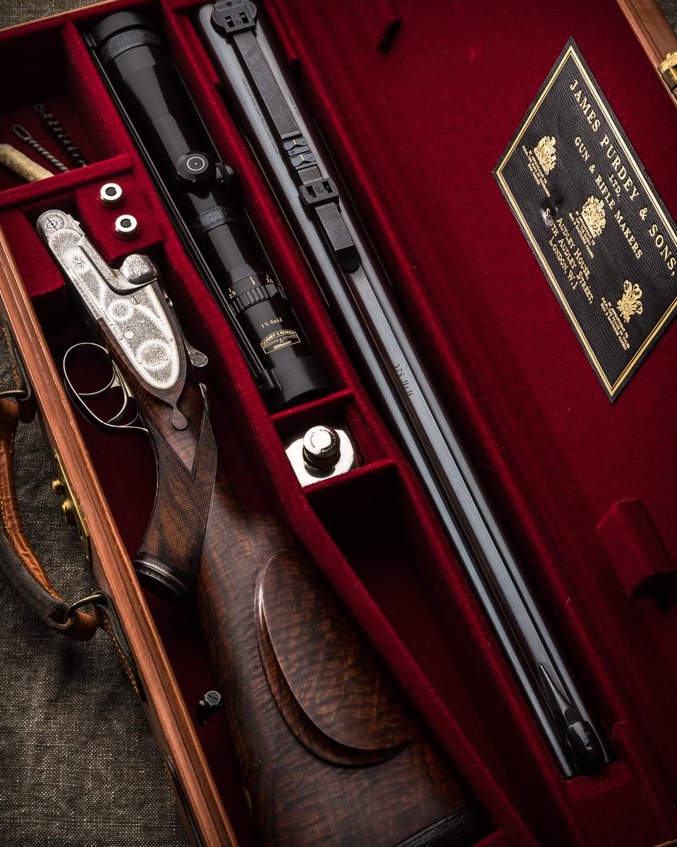 Used Guns at Westley Richards (1 of 27)