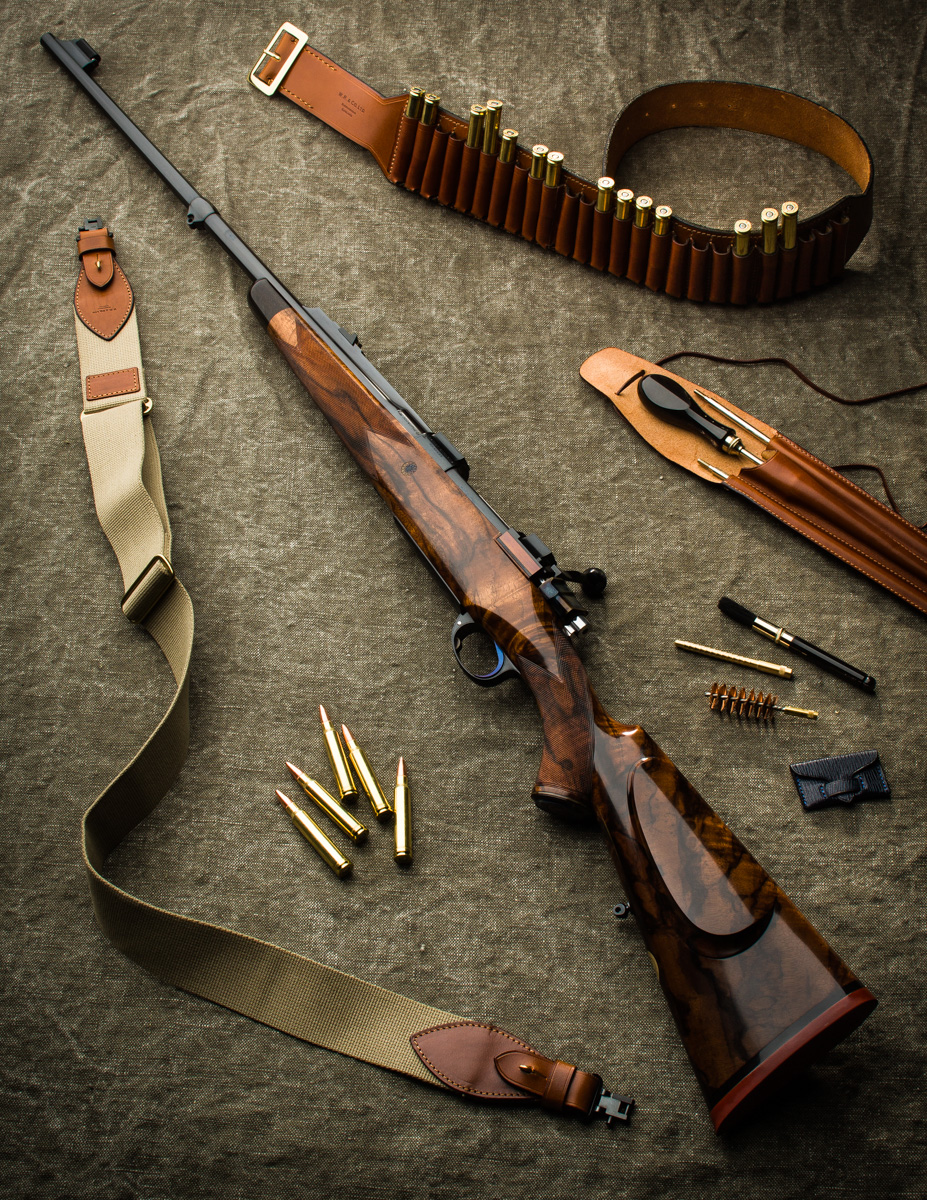 Westley Richards Sporting Rifle in 300 Win Mag