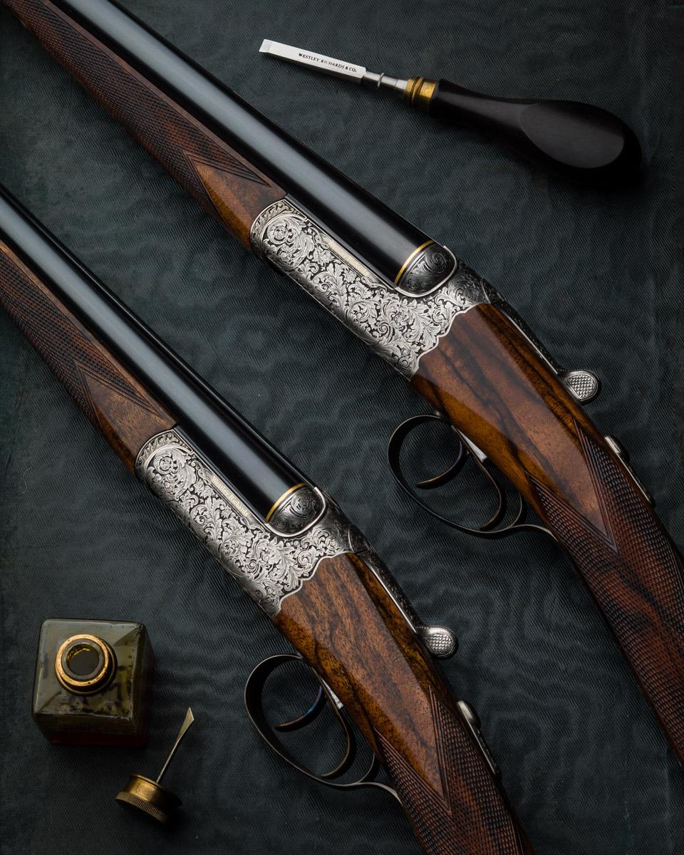 WR 28G & 410 Droplock Shotgun_2