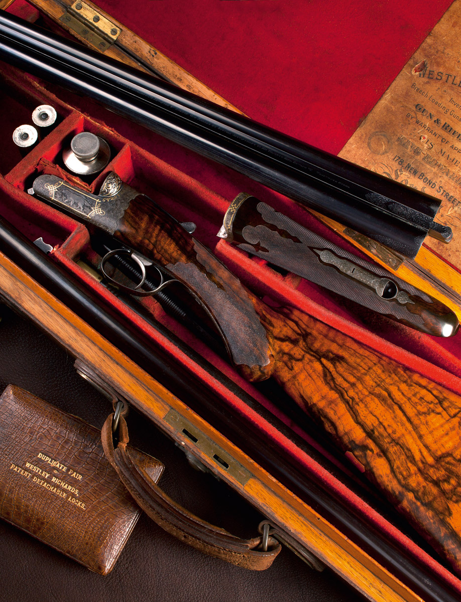 Westley Richards 12g