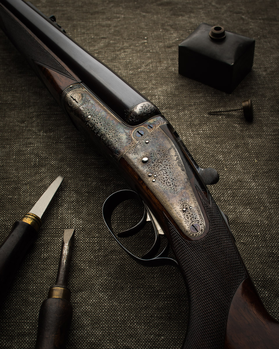 Holland & Holland .500/.465 'Dominion' Double Rifle