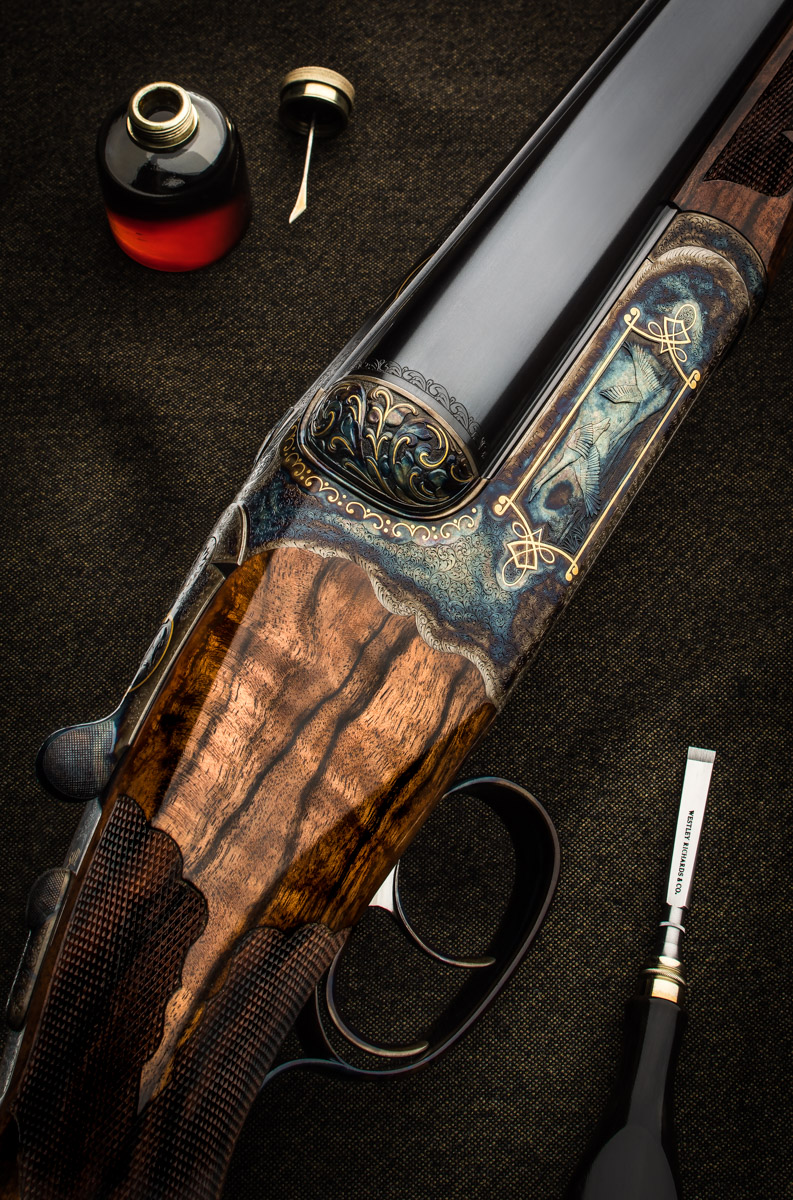 The 4 Bore 'Model de Luxe' Bicentennial Complete