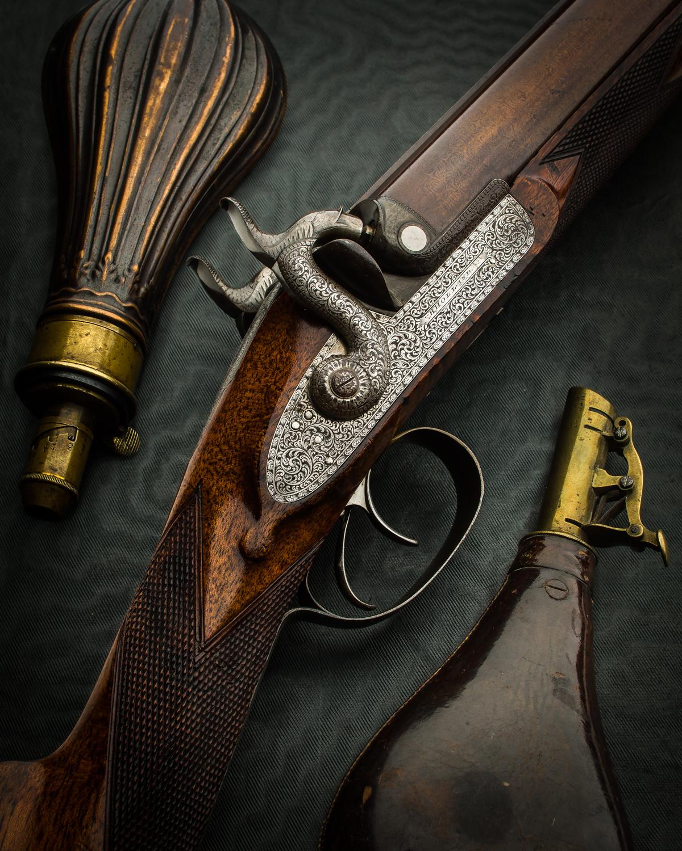 Harris Holland's 4 Bore Live Pigeon Gun
