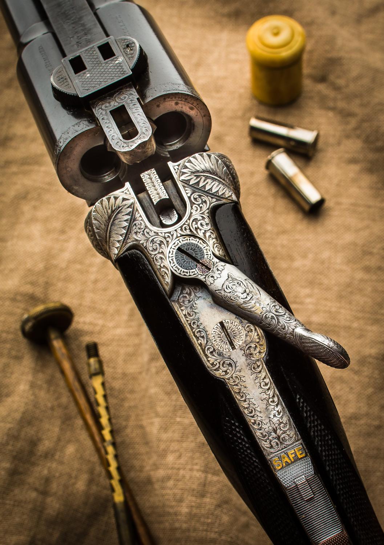 J. Rigby Rifle #17394-3731-Edit