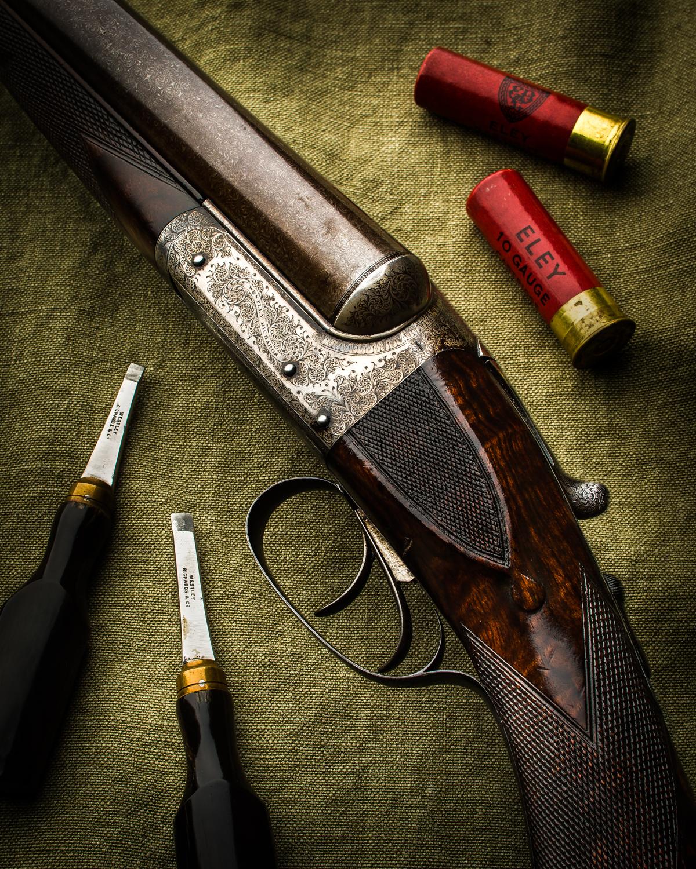 Lovely Vintage Westley Richards 10g Shotgun