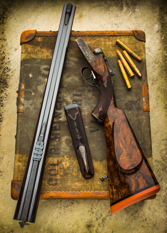 E.J.Churchill Best Quality Vintage .470 Double Rifle
