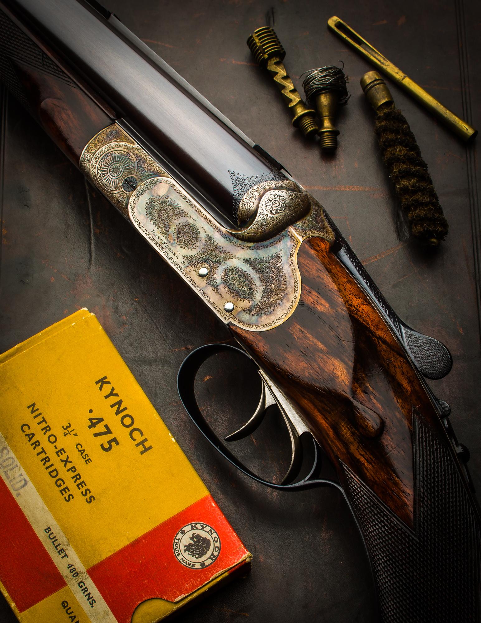 Dan'L Fraser & Co .475 #3502 (2 of 4)