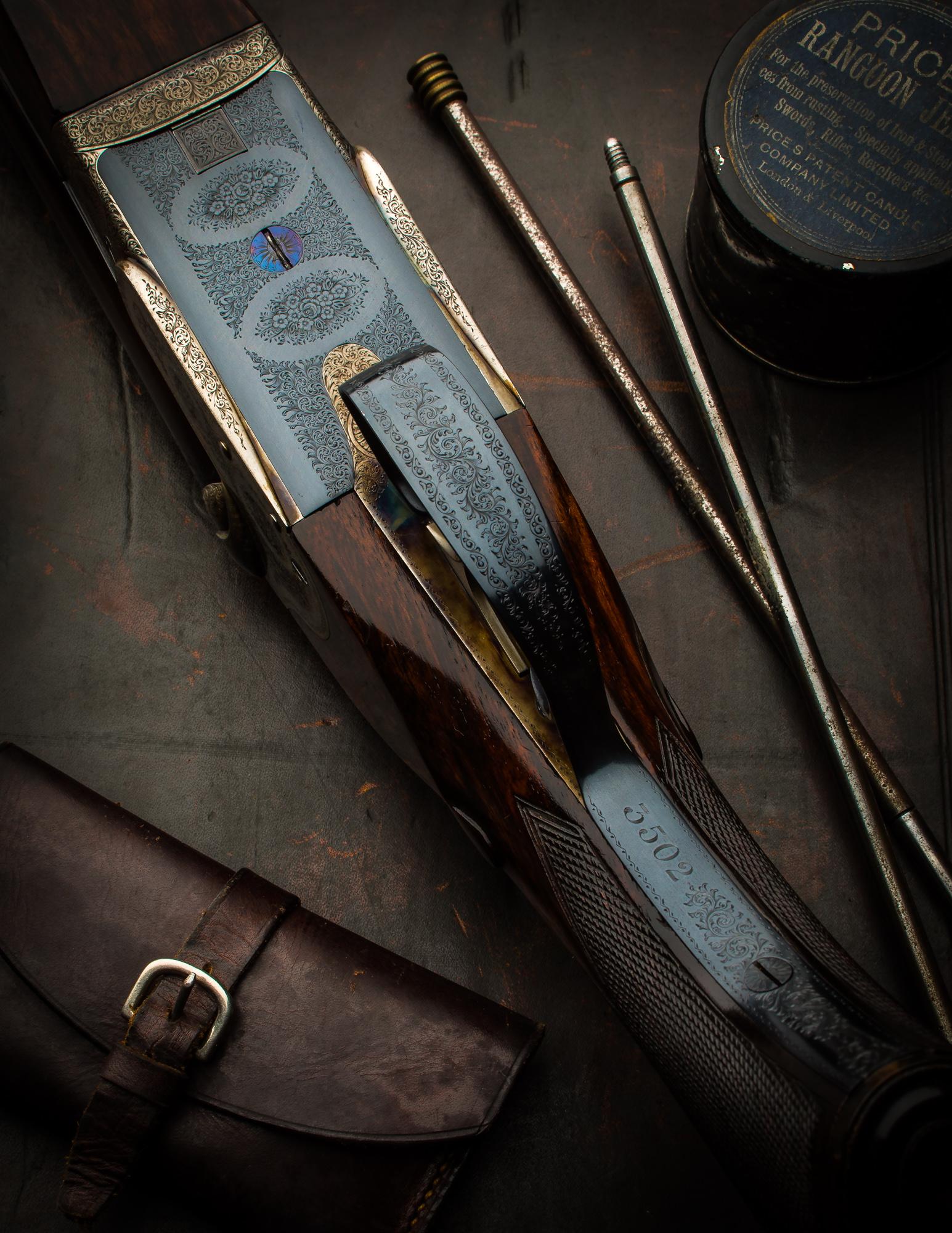 Dan'L Fraser & Co .475 #3502 (3 of 4)