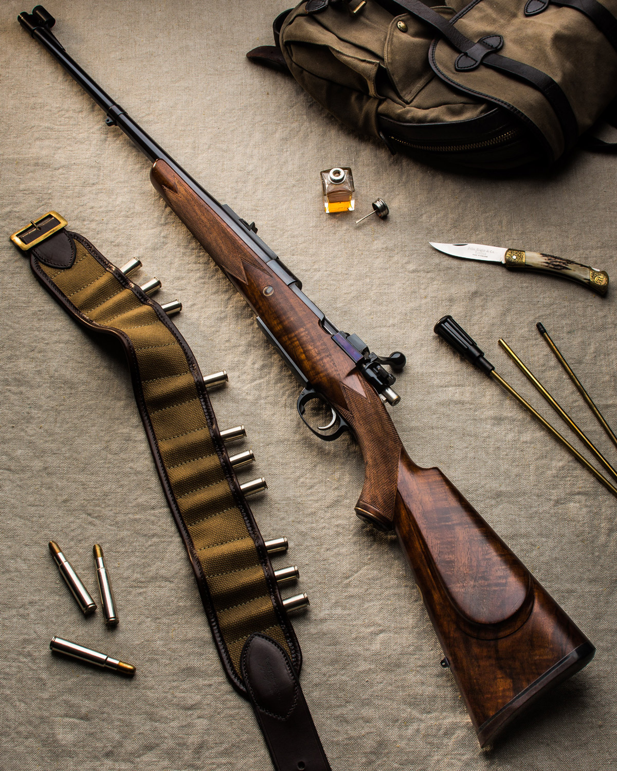 J. Rigby & Co. - Bolt Action Versus Double Rifle?