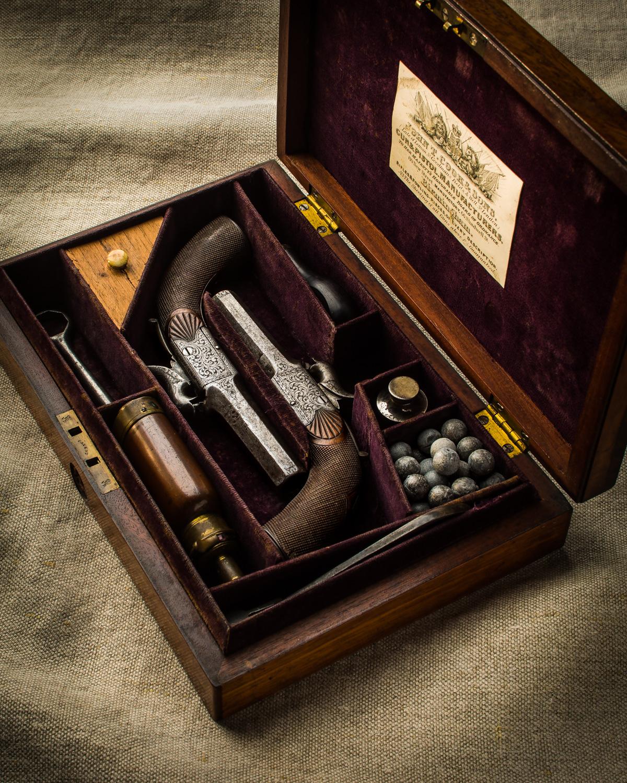 John T. Cook & Sons' Pistols-6455-Edit