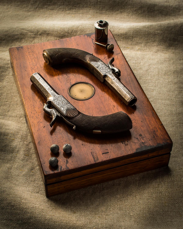 John T. Cook & Sons' Pistols-6466-Edit