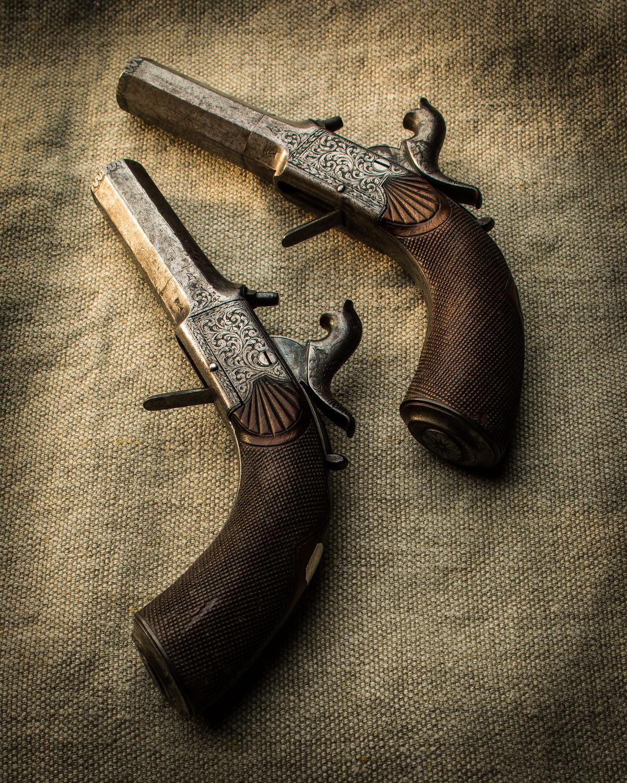 John T. Cook & Sons' Pistols-6478-Edit