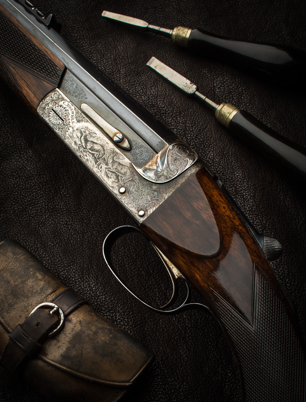 C.Boswell .303 #15008 Rifle-7409-Edit