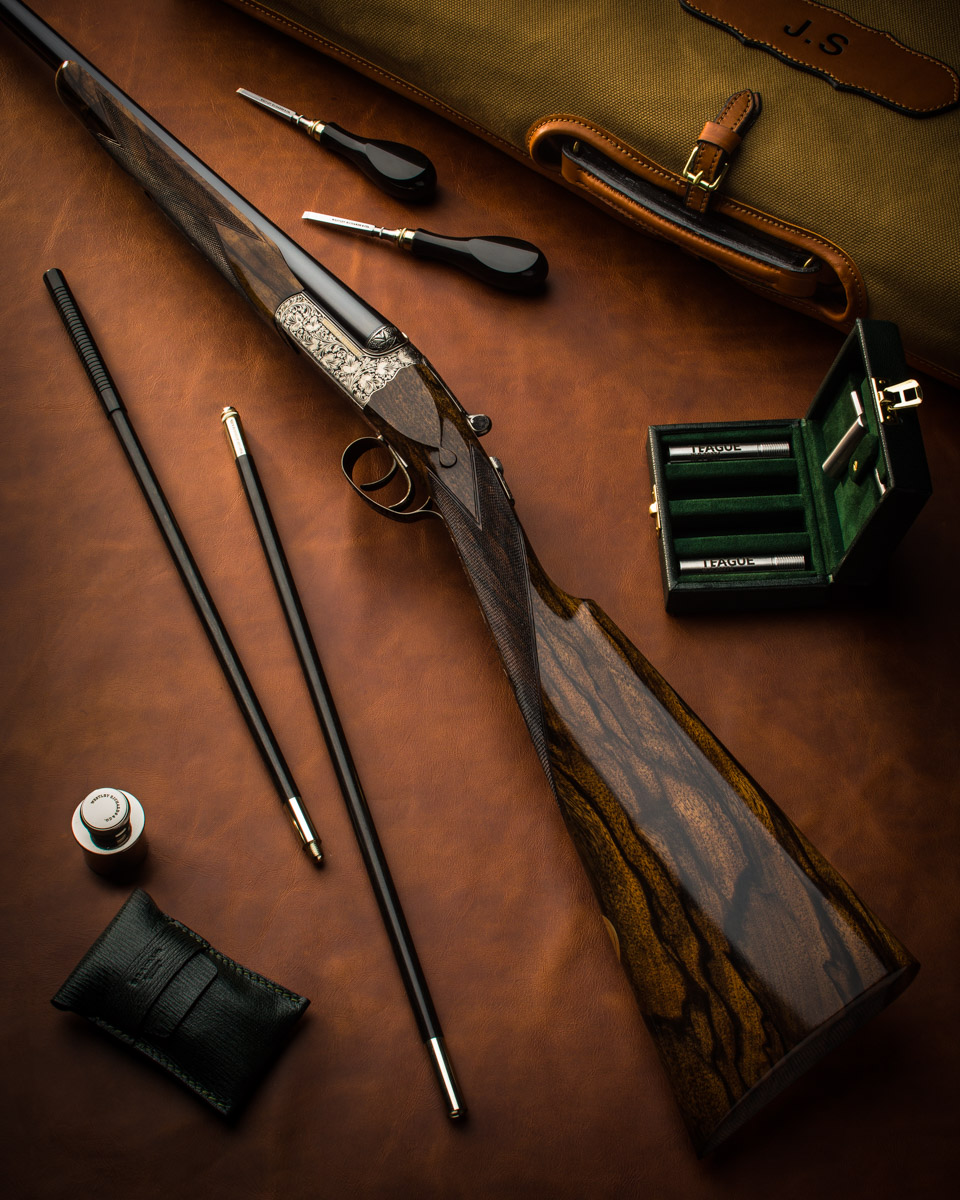 Stunning Westley Richards 28g Droplock Shotgun