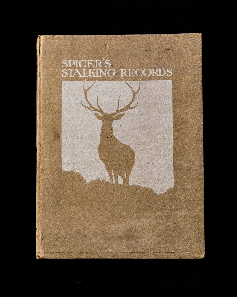 Spicer's Stalking Records - Westley Richards & Co.Ltd