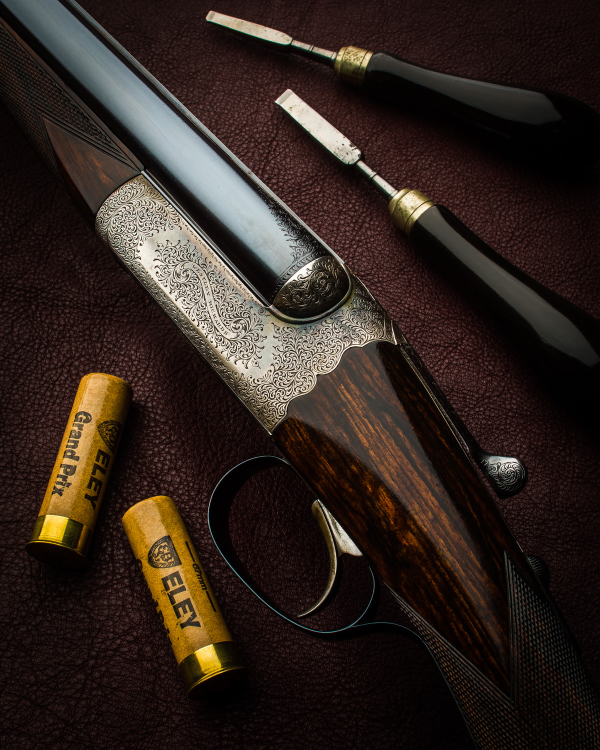 Rare Westley Richards 20g Droplock Shotgun