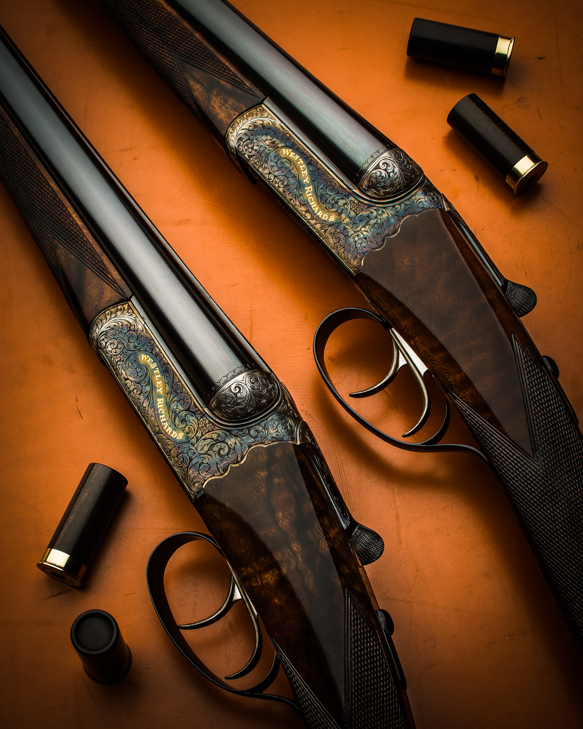 Stunning Pair of Pre-owned Westley Richards 20g Droplock Shotguns