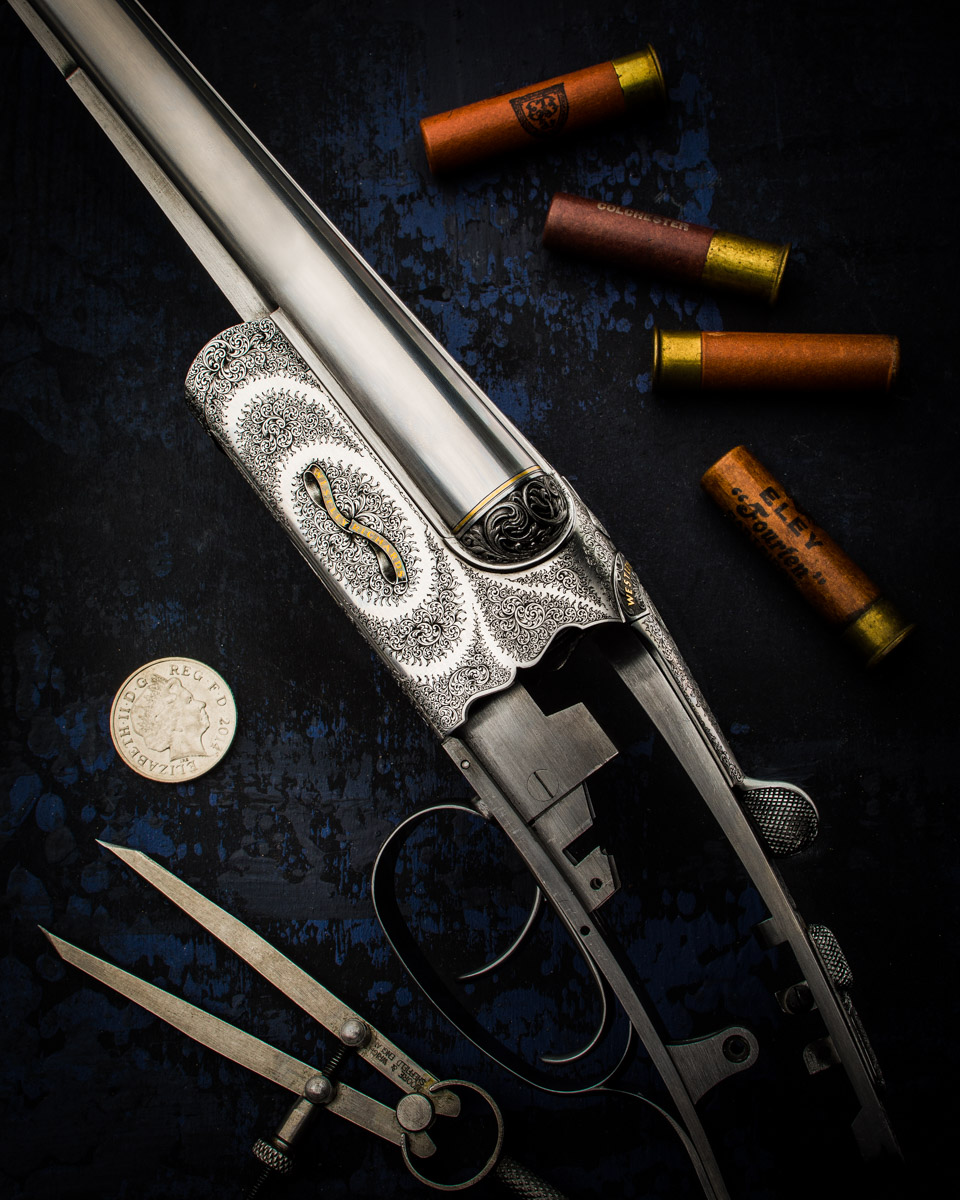 A Sweet Little Westley Richards .410 Droplock