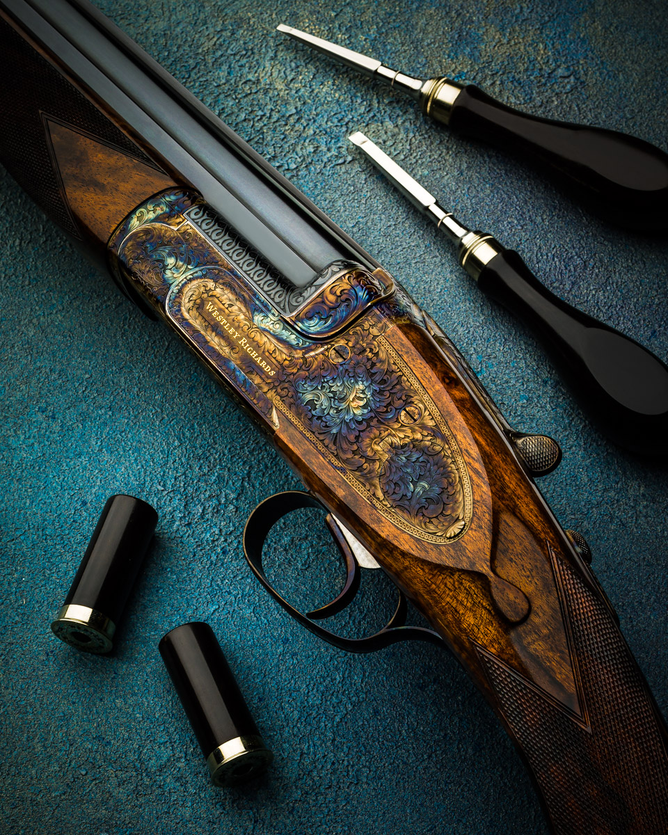 New Westley Richards 20g 'Ovundo' Just Completed