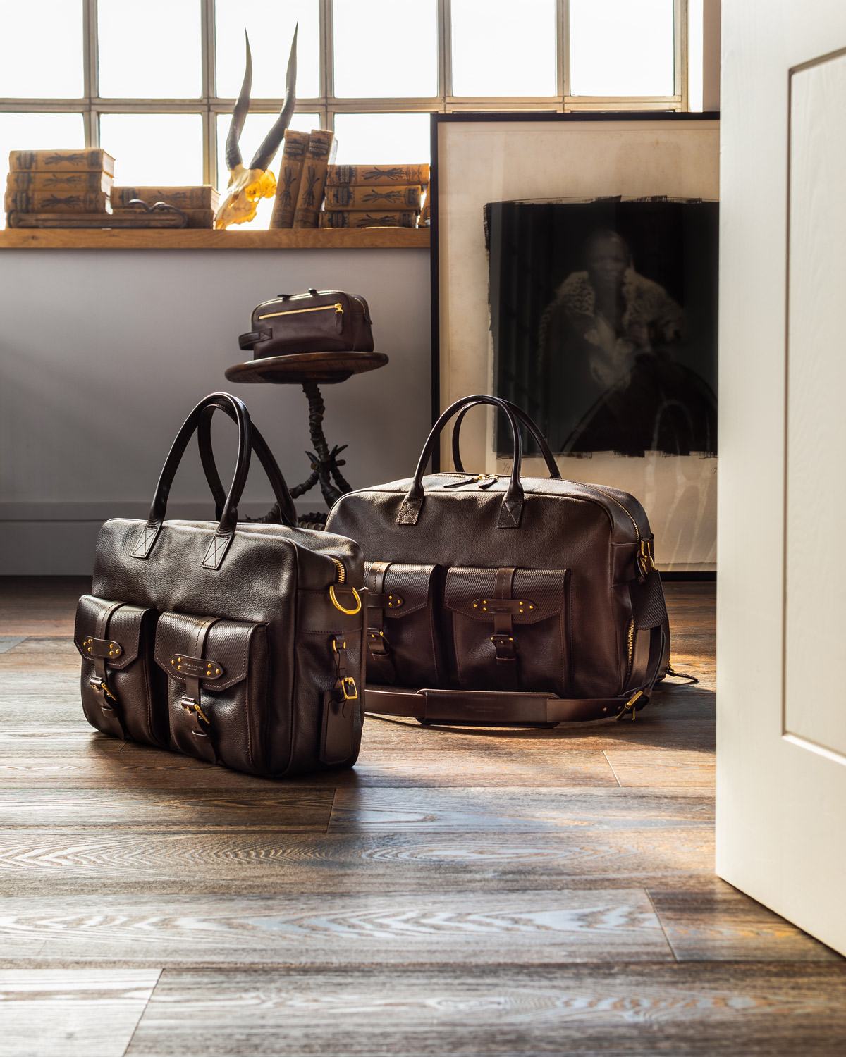 New Bournbrook Travel Bag Collection
