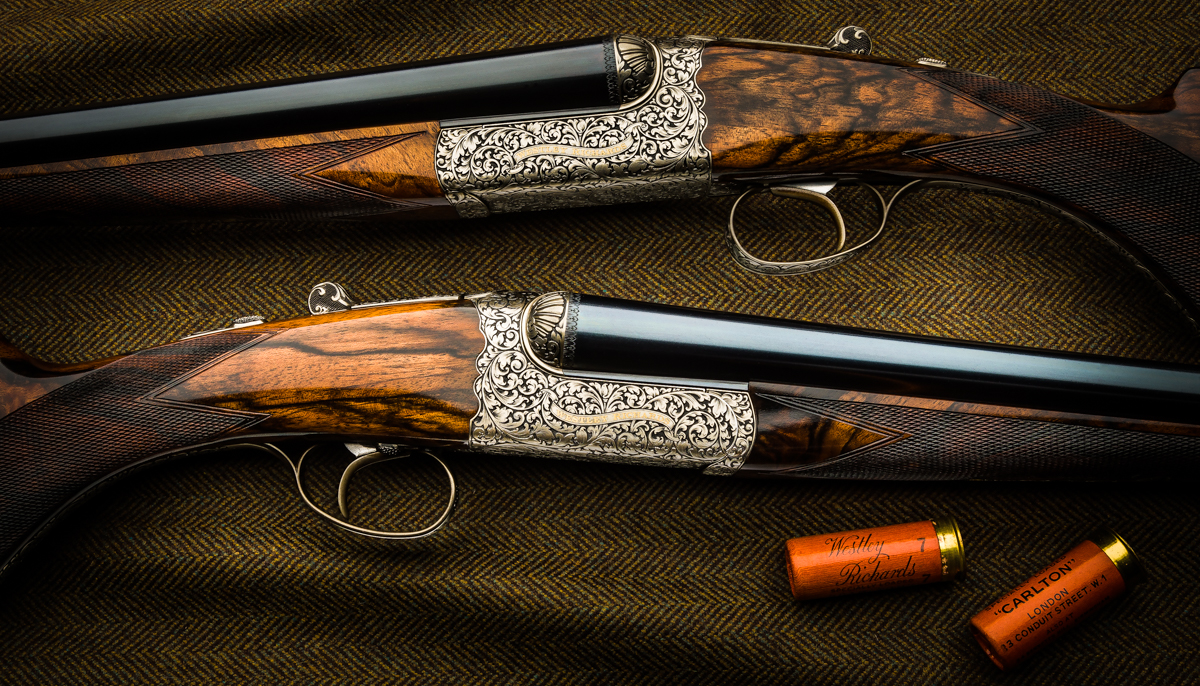 Westley Richards 'Gun Archive' - The Droplock Shotgun