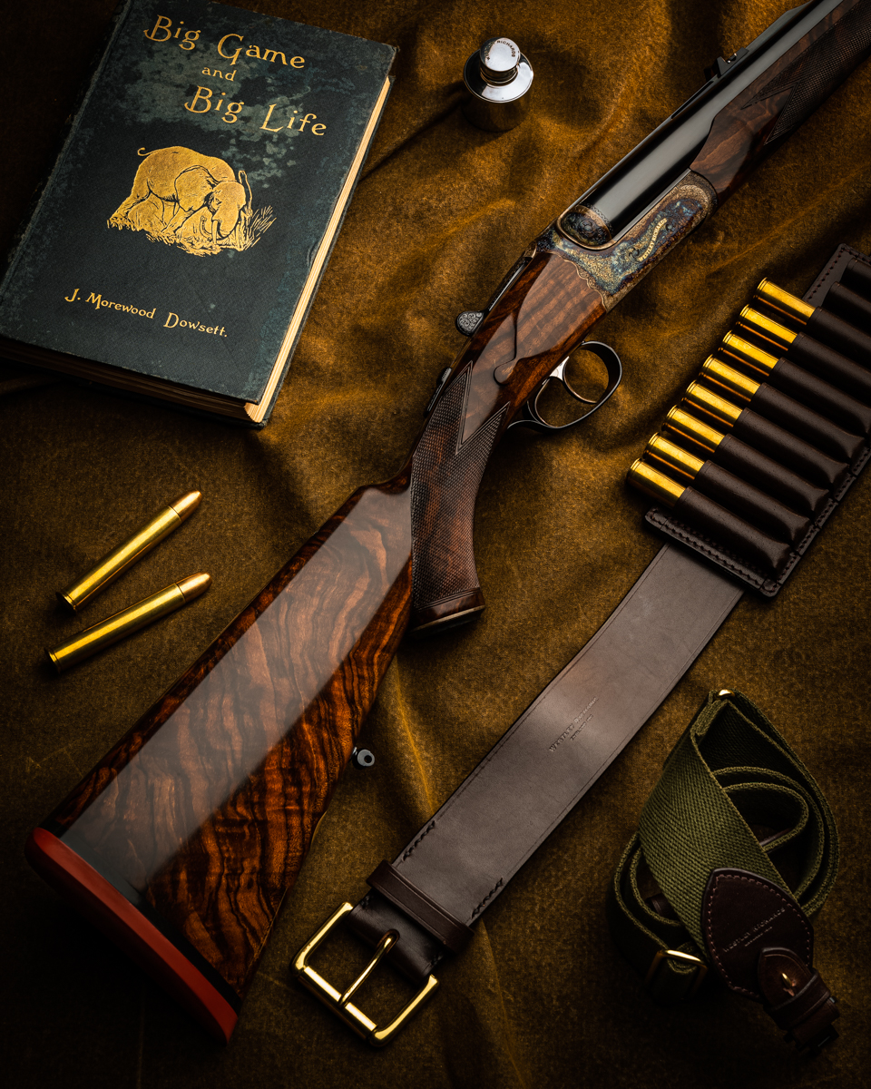 The Quintessential Westley Richards Double Rifle