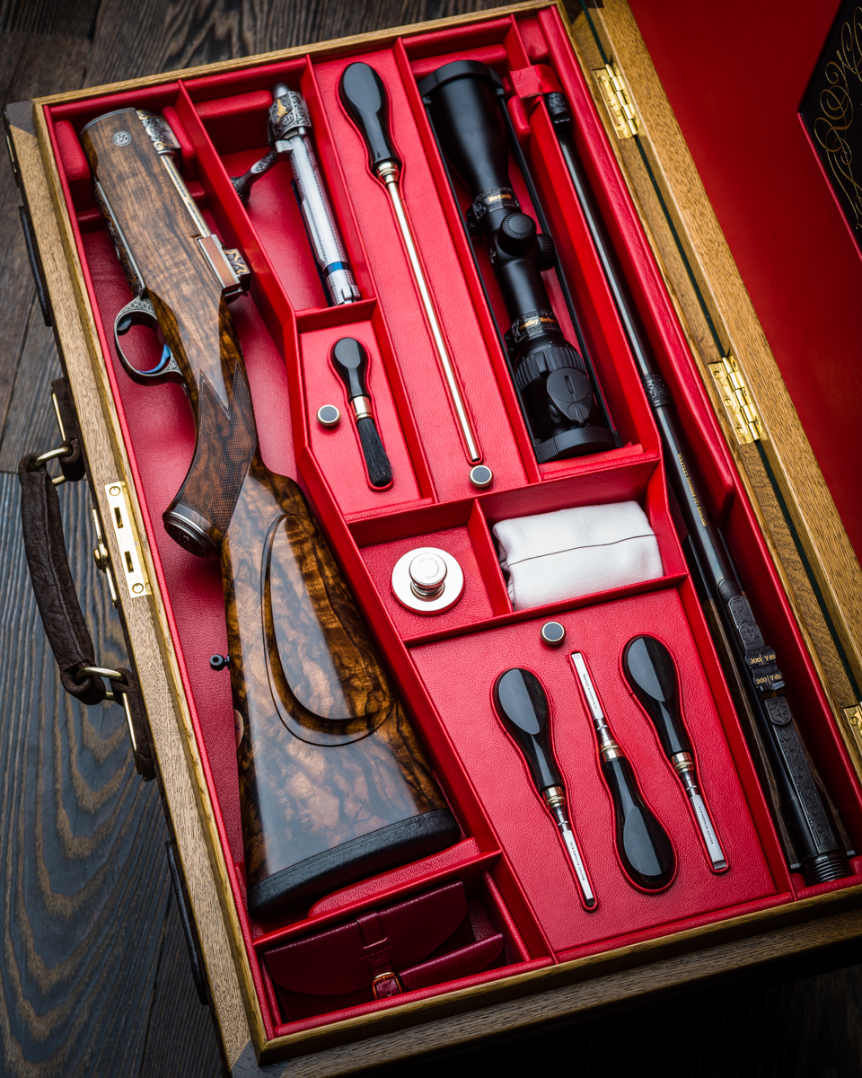 Westley Richards 'Gun Archive' - The Magazine Rifle
