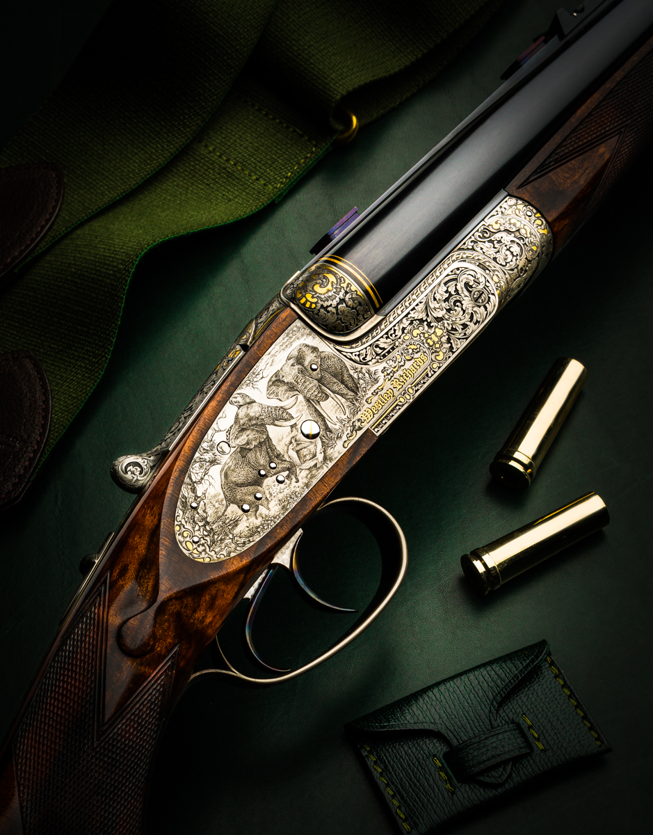 Westley Richards 'Gun Archive' - The Sidelock Double Rifle