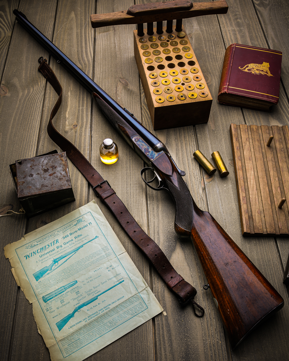 Westley Richards 12G Cape Gun