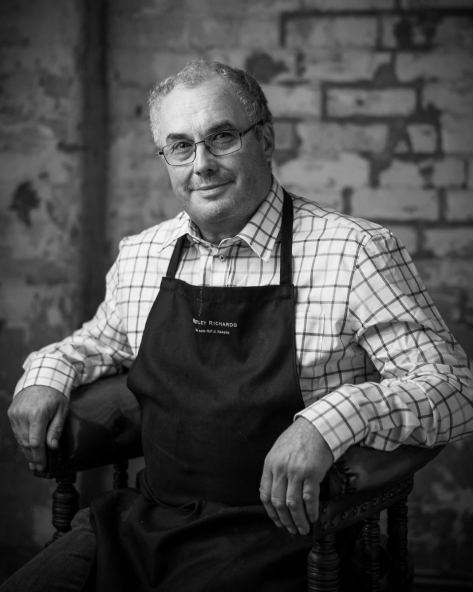 Interview with Westley Richards Stocker – Keith Haynes