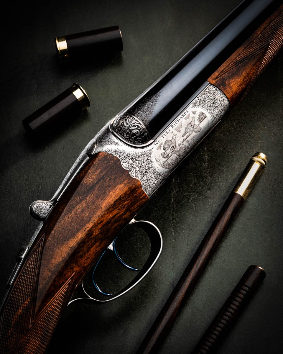 New Westley Richards 'Classically British' 20 Bore Droplock Shotgun