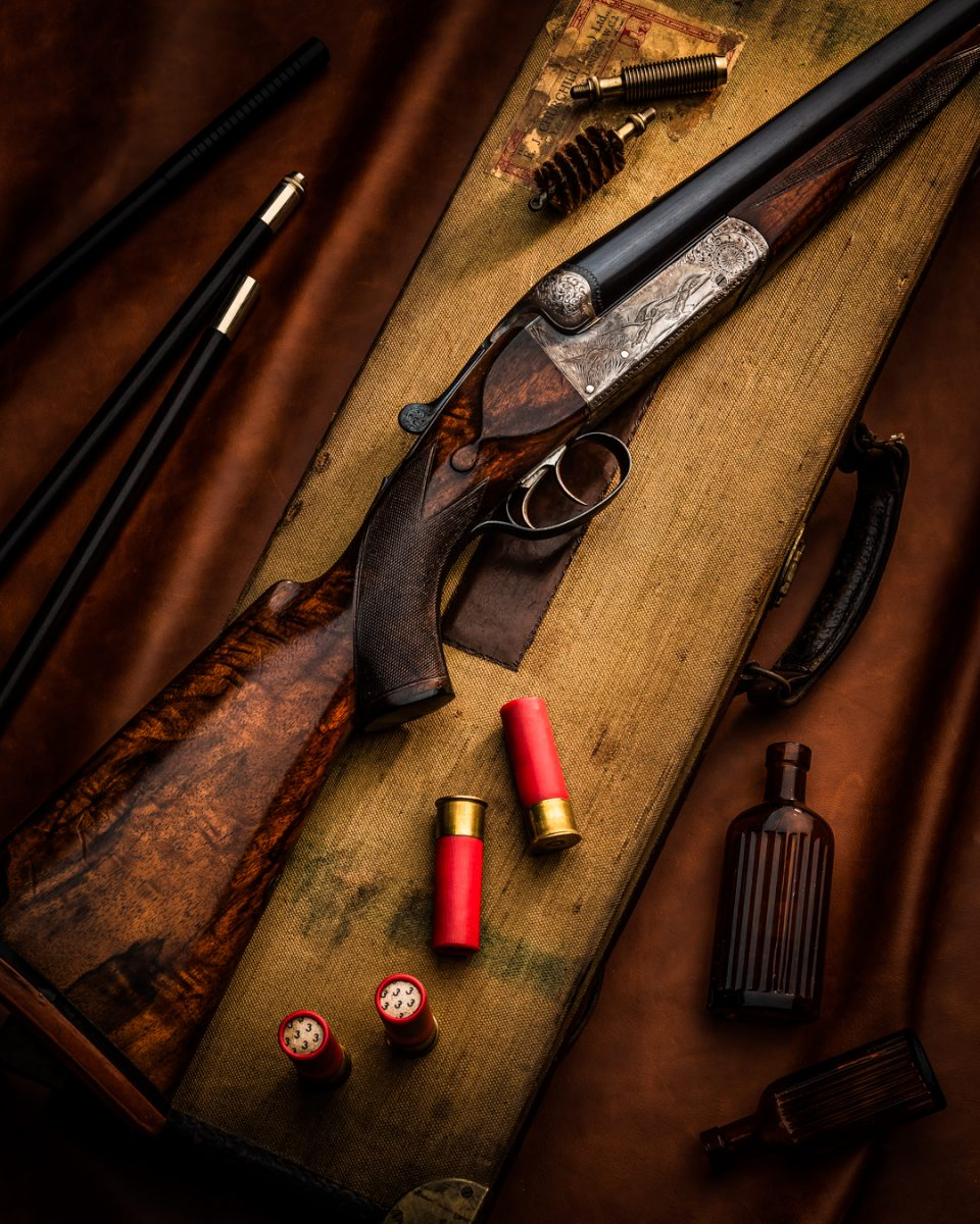 Bring Out The Big Guns At Westley Richards!!!