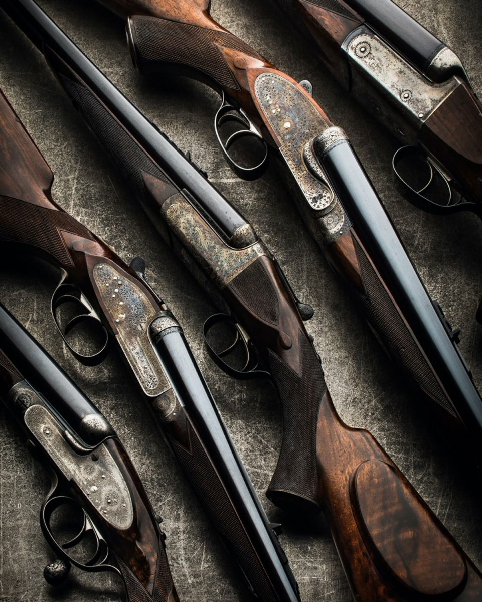 Westley Richards Pre-Owned Firearms
