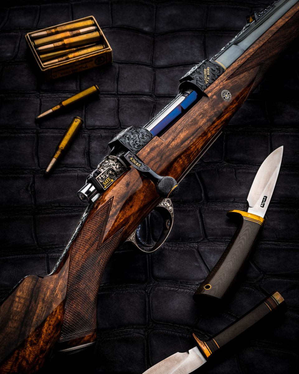 Westley Richards Magazine Rifle