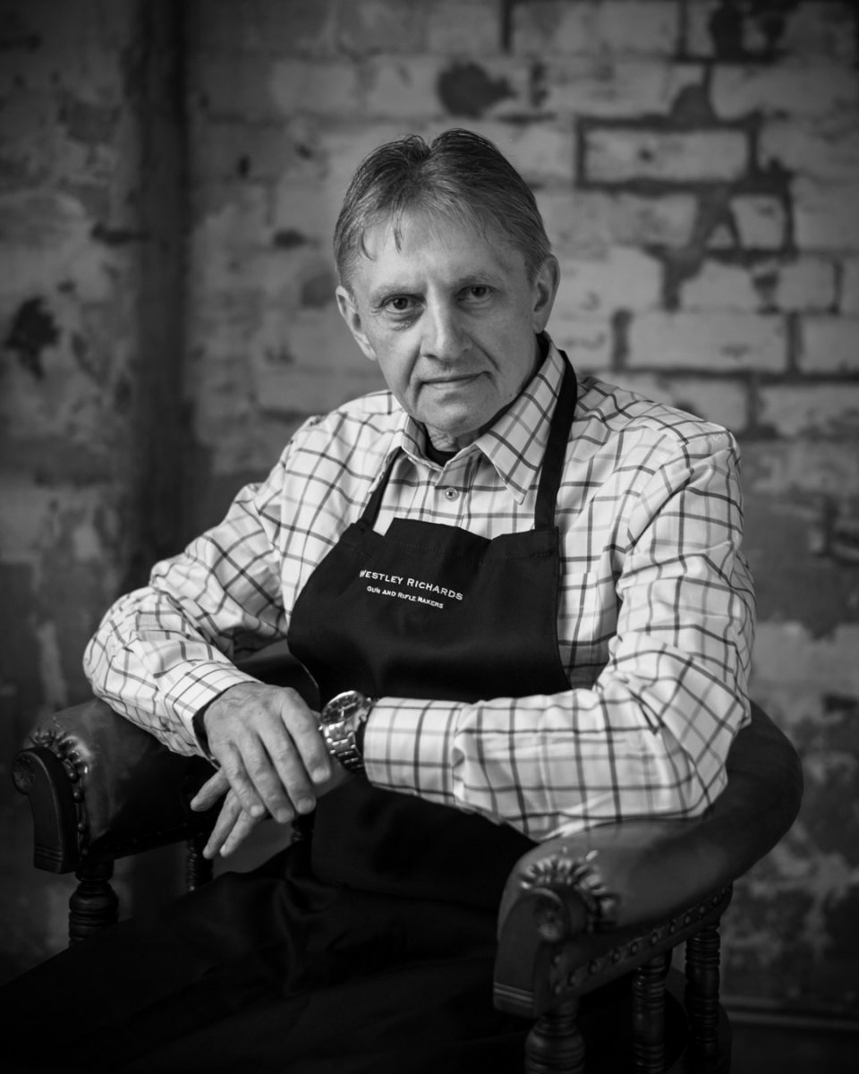 Interview with Westley Richards Leather Room Manager – Witold Podwysocki