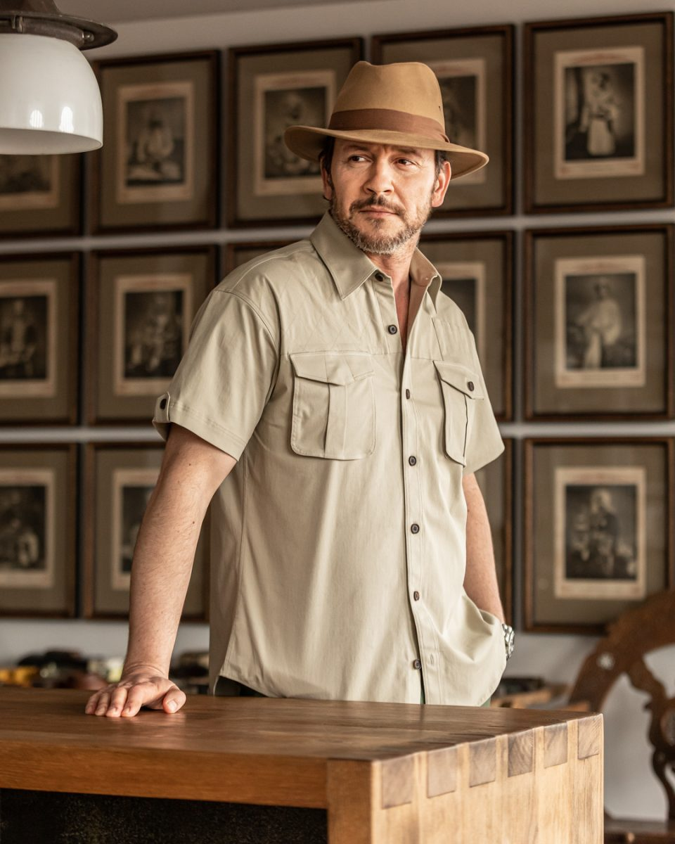 Introducing The Campaign Safari Shirts & Guide Vest