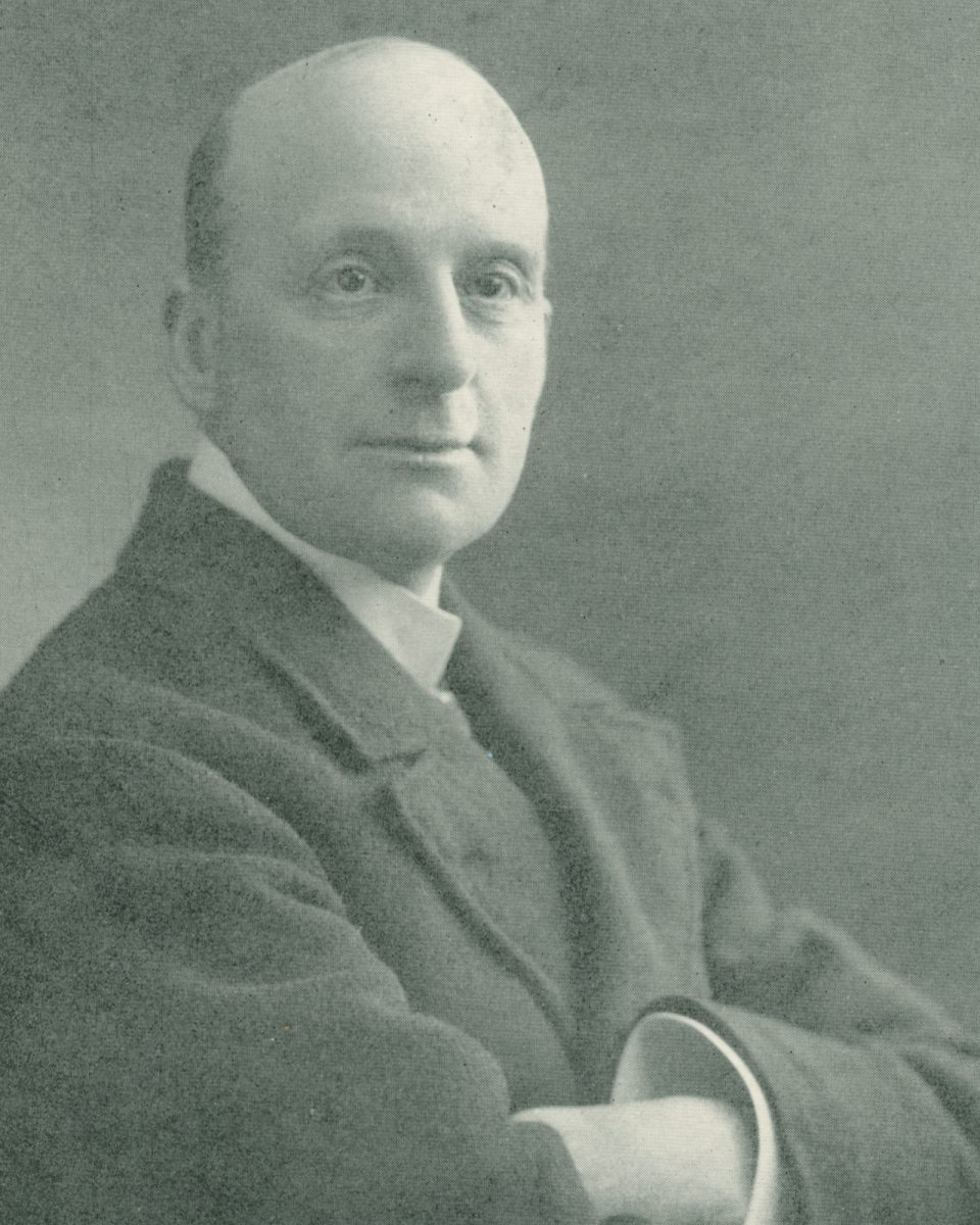 L.B. Taylor Managing Director of Westley Richards 1899-1930