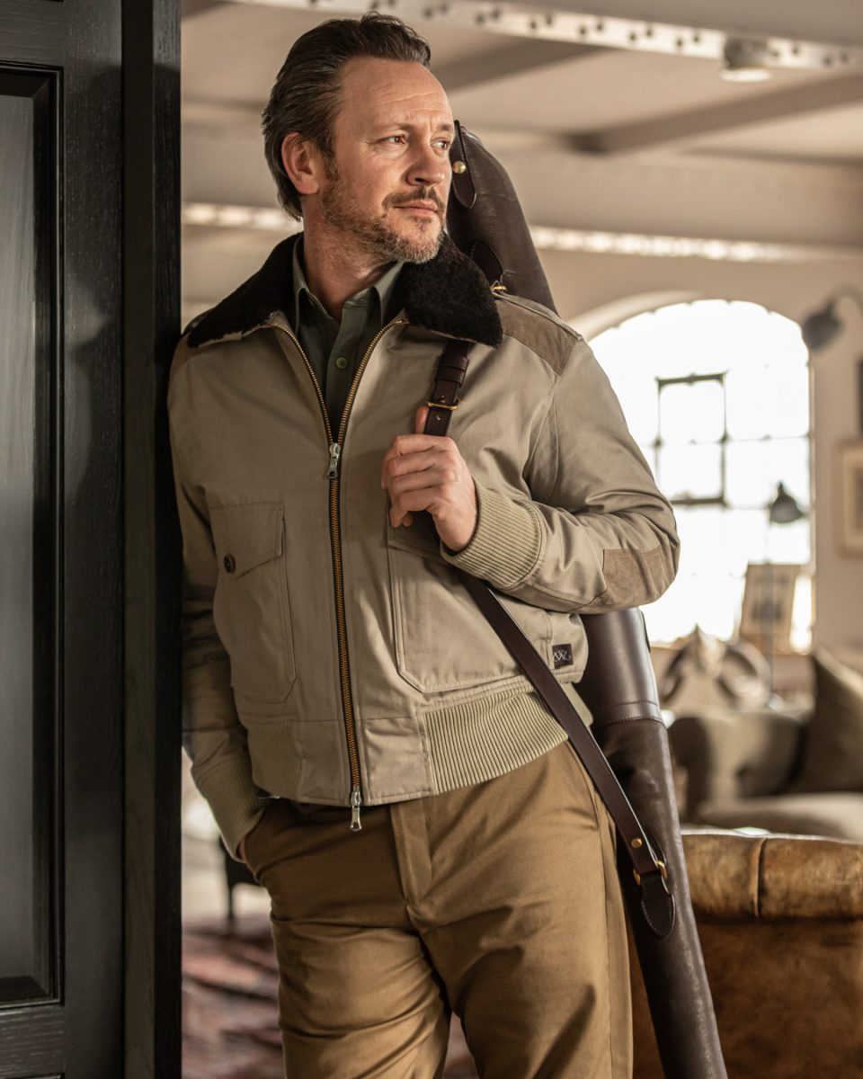 The Ultimate Safari Hide Jacket