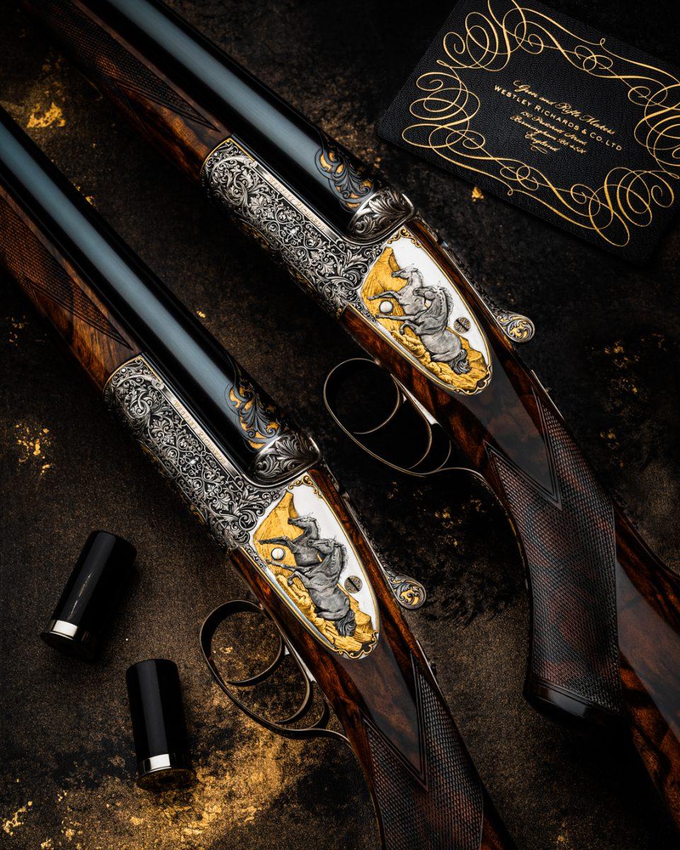 The 'Arab Horse' Guns